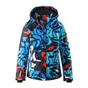 Куртка Горнолыжная Reima 2016-17 Wheeler Голубой