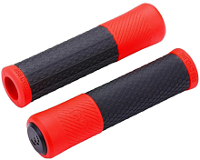Грипсы BBB 2020 Viper 130mm Black/Red