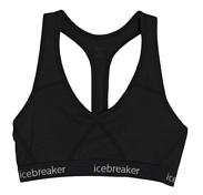Топ Icebreaker 2016-17 Wmns Sprite Racerback Bra Black/black