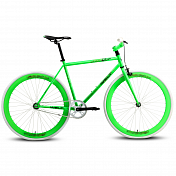Велосипед Welt Fixie 1.0 2016 acid green