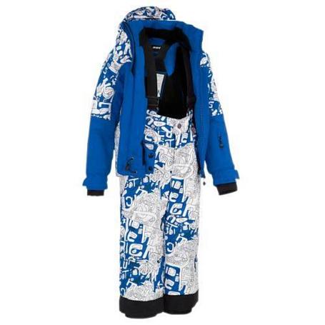 Купить Комплект горнолыжный MAIER 2012-13 Sergio SET New royal синий Детская одежда 786030