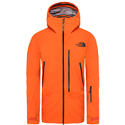 Куртка горнолыжная The North Face 2019-20 M Freethinker Papaya Orange