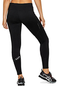 Тайтсы беговые Asics 2020-21 Lite-Show Winter Tight Black