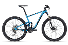 Велосипед Giant Anthem 27.5 3 2016 BLUE / Синий