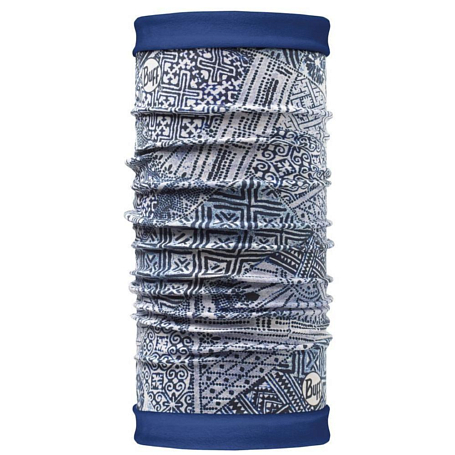 Купить Бандана BUFF REVERSIBLE POLAR HIMBA/BLUE DEPTHS Банданы и шарфы Buff ® 1168623
