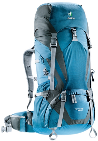 Рюкзак Deuter 2017-18 ACT Lite 65+10 artic-granite