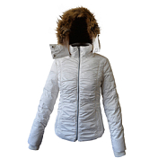 ������ ����������� Ea7 Emporio Armani 2014-15 Mountain Private Chalet W Down Jacket 281404/4A306 Latte