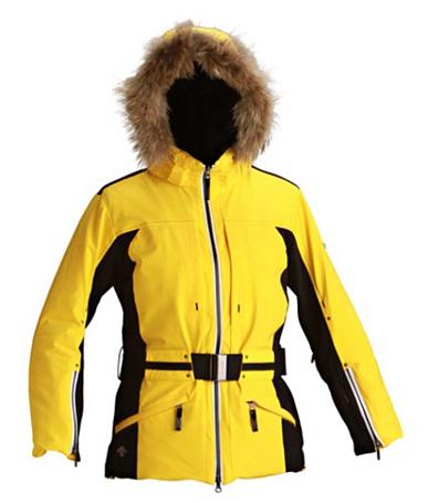 Купить Куртка горнолыжная DESCENTE 2012-13 KOREAN Canary желтый Одежда 824132