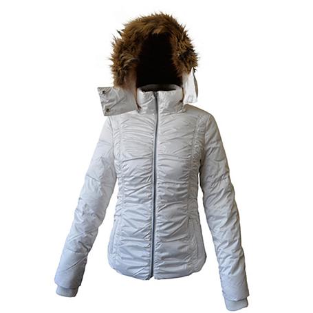 Купить Куртка горнолыжная EA7 Emporio Armani 2014-15 MOUNTAIN PRIVATE CHALET W DOWN JACKET 281404/4A306 LATTE Одежда 1143741