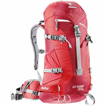 Купить Рюкзак Deuter 2015 Alpine Winter Cruise 28 SL cranberry-fire Рюкзаки туристические 1073650