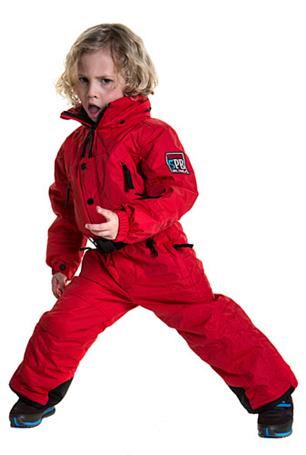 Купить Комбинезон горнолыжный Poivre Blanc 2013-14 W13-0930-BBBY feu Детская одежда 1021908