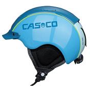 Зимний ШлемШлем 2 в 1 - можно использовать и как горнолыжный, и как велосипедный.<br>Запатентованная Casco конструкция, гарантирующая профессиональную защиту для самых маленьких спортсменов.<br>Размеры: 50-55 cm = S<br><br>Пол: Унисекс<br>Возраст: Взрослый