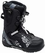 Ботинки для сноуборда Black Fire 2015-16 B&W 2QL black