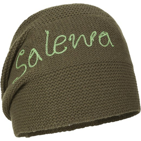Шапка Salewa Alpine Headgear SARNER WO BEANIE kombu green