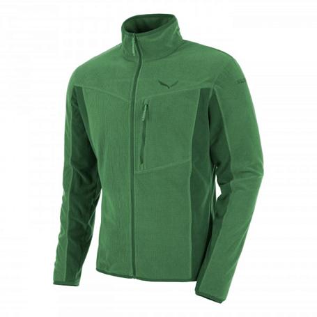 Купить Флис для активного отдыха Salewa 2016 PUEZ PLOSE 3 PL M FZ highland green/5670 Одежда туристическая 1233619
