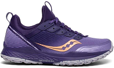 Беговые кроссовки Saucony 2020 Mad River Tr Purple/Peach