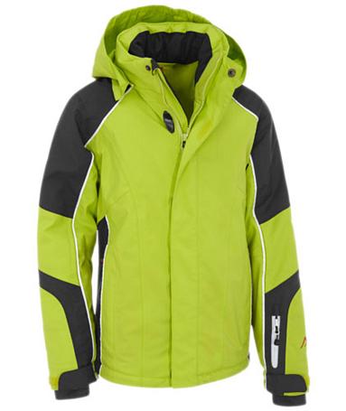 Купить Куртка горнолыжная MAIER 2012-13 Tatonka Spring лайм, Детская одежда, 786129