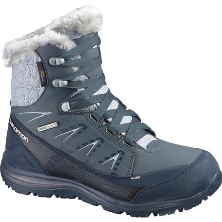 Купить Ботинки городские (высокие) SALOMON KAINA MID CS WP W, Обувь для города, 1150023