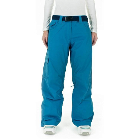 Брюки сноубордические POWDER ROOM 2011-12 SUPER NOVA BELTED PANT - INSULATED Celestial