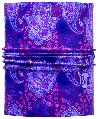 Купить Подшлемник BUFF HELMET LINER HAMSA PURPLE Банданы и шарфы Buff ® 1266817