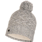 Шапка Buff KNITTED & POLAR HAT EBBA CLOUD
