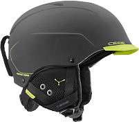 Зимний Шлем CEBE 2018-19 Contest Visor Matt Black/Lime