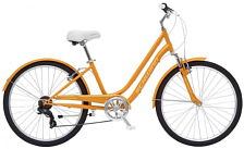 Велосипед Schwinn Suburban Ladies 26 2020 Orange