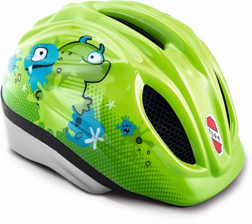 Купить Летний шлем PUKY 2016 PH 1 S/M kiwi Шлемы велосипедные 1326475