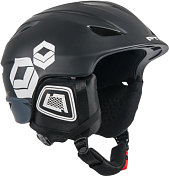 Зимний ШлемЛёгкий и комфортный шлем обеспечит необходимый уровень безопасности при катании на горнолыжном курорте. Регулировка размера позволяет использовать его как с тёплой шапкой в сильный холод, так и с тонким подшлемником в жаркие весенние дни, что делает его настоящим незаменимым аксессуаром на горе.<br>14 отверстий для вентиляции<br><br>Пол: Унисекс<br>Возраст: Взрослый