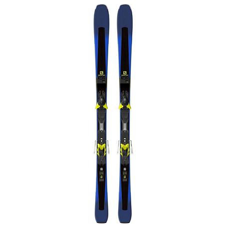 Купить Горные лыжи с креплениями SALOMON 2017-18 M XDR 80 Ti + XT12 C 1358570
