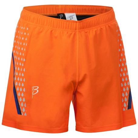 Купить Шорты беговые Bjorn Daehlie TOPS/TIGHTS Shorts IMPACT Orange / Оранжевый Одежда для бега и фитнеса 1181982