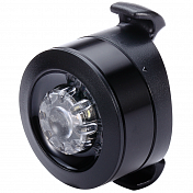 Фонарь передний BBB Spy 17 lumen 2x CR2032 черный
