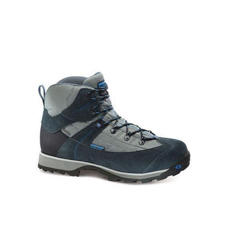 Купить Ботинки для треккинга (высокие) Dolomite Hiking STELVIO EVO GTX GREY-ROYAL, Треккинговые ботинки, 1088193