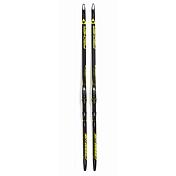 Беговые лыжиБеговые лыжи<br>Профессиональная модель для конькового хода. Модель H-plus имеет особую конструкцию, которая обеспечивает отличную устойчивость и управляемость лыж на жесткой трассе.<br><br>Вес: 970 гр. / 186 см.<br>Сердечник: Air Core Carbonlite<br>Скользящая поверхность: WC Plus<br>Структура: DTG WC Plus<br>Жесткость: X-stiff &amp;#40;Экстра Жесткая&amp;#41;<br>Температура: H-Plus<br><br>COMPUTER FLEX CONTROL<br>Компьютерный контроль жесткости минимизирует разницу между лыжами в паре, определяя их остаточный прогиб и жесткость.<br><br>FISCHER CARBON FIBRE<br>Карбон T300 1K, встроенный в носок и пятку лыжи, а также в ламинат Air Core Carbonlite, гарантирует максимальную прочность лыжи и снижение веса.<br><br>SIDECUT WORLD CUP SKATE<br>Элитные лыжники предпочитают именно этот стреловидный профиль коньковых лыж благодаря превосходной работе.<br><br>POWER EDGE<br>Специальное усиление кантов гарантирует долговечность лыж и прекрасную торсионную жесткость.