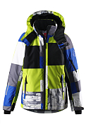 Куртка горнолыжная Reima 2015-16 Detour spring green