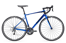 Велосипед Giant Defy 2 2016 BLUE / Синий