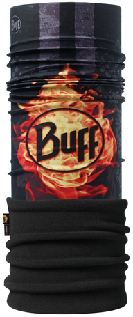 Бандана BUFF 2015-16 Polar Buff BURNING / BLACK