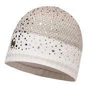 ШапкаАксессуары Buff ®<br>Теплая и мягкая шапка защитит от холода, идеально подойдет для интенсивной деятельности, такой как катание на лыжах, пешие прогулки или верховая езда.<br><br>Особенности:<br><br>- двухслойная шапка с наружным слоем из акрила и мягкой флисовой подкладкой. Сочетание этих слоев создает атмосферу подушки и поддерживает температуру<br>- обладает хорошей воздухопроницаемость и отведением влаги<br>- 100% акрил<br>Вес: 70 г