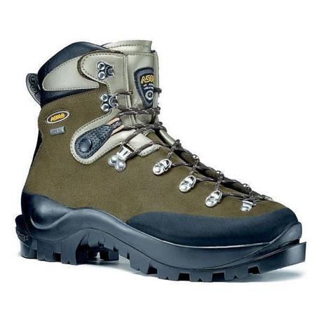 Купить Ботинки для альпинизма Asolo Alpine Granite GV Major Brown-Black Альпинистская обувь 483037