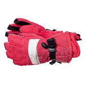 Перчатки горные GLANCE Element (pink/white) розовый/белый