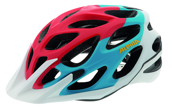 Купить Летний шлем Alpina MTB Mythos 2.0 LE red-blue-white, Шлемы велосипедные, 1179911
