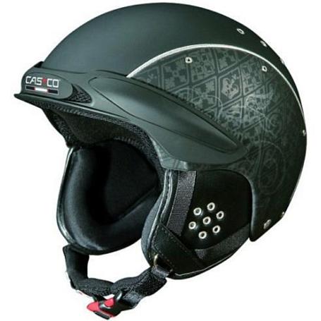 Купить Зимний Шлем Casco SP-3 Bunkerace BLACK-BLACK (1902.) Шлемы для горных лыж/сноубордов 773380