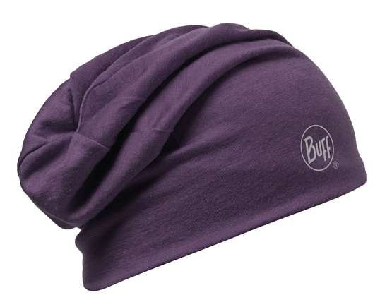 Купить Шапка BUFF WOOL SOLID PLUM Банданы и шарфы Buff ® 1169259