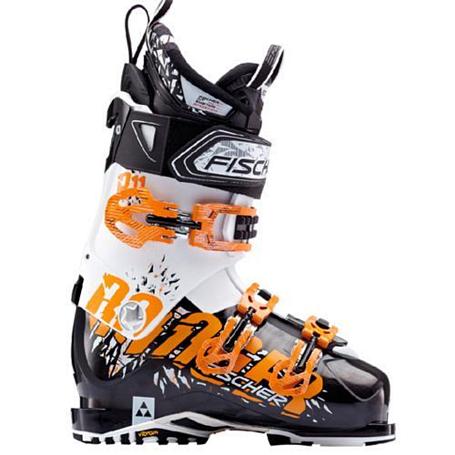 Купить Горнолыжные ботинки FISCHER 2013-14 Ranger 11 чер.пр./бел. Ботинки горнoлыжные 904102