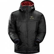 Куртка туристическая Arcteryx 2013-14 Ascent Dually Belay Parka Black