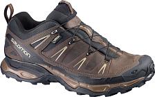 Ботинки Для Хайкинга (Низкие) Salomon 2017 Shoes X Ultra Ltr Gtx Br/bk/navajo