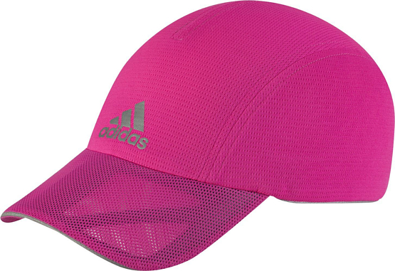 Бейсболка Adidas 2016 RUN NO FLY CAP SHOPIN/REFSIL