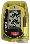 Бипер PIEPS 2020-21 Micro BT RACE yellow/black/race-design
