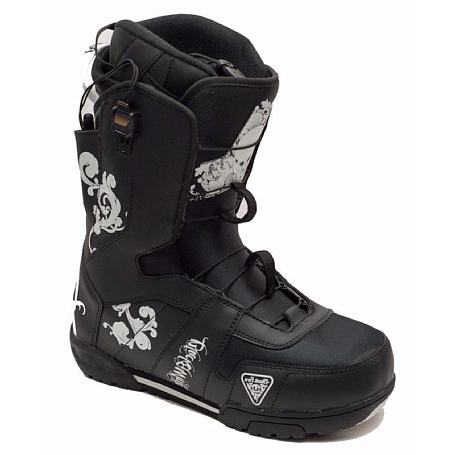 Купить Ботинки для сноуборда Black Fire 2014-15 B&W 2QL 1125694