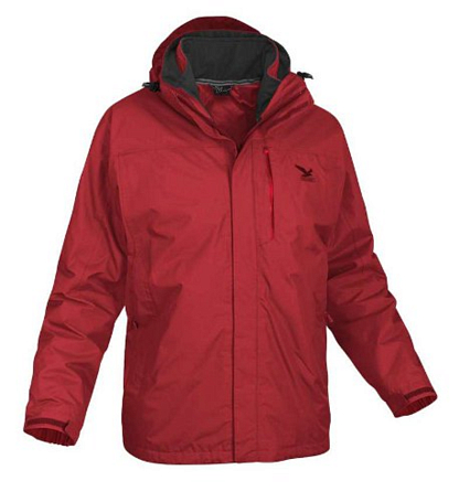 Куртка туристическая Salewa Alpine Active ROEN PTX/PL M 2X JKT brick int.